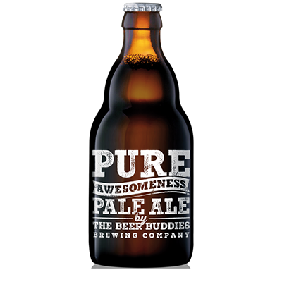 The Beer Buddies - Pure Pale Ale