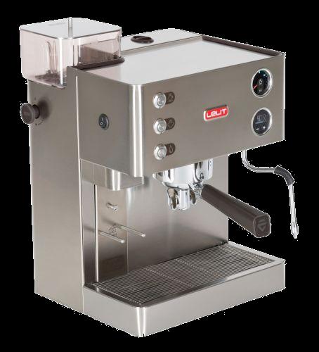 Lelit Kate PL82T Espressomaschine mit Mühle - DieRöster