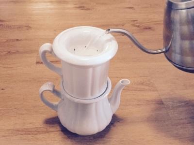 Keramikfilter kaffee